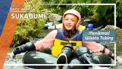 Menikmati Wisata Susur Sungai Tubing Sukabumi