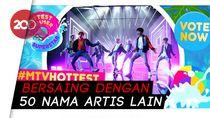 Daebak! BTS dan BLACKPINK Masuk Nominasi MTV Hottest Summer Superstar