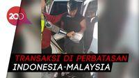 Detik-detik BNN-Bea Cukai Sergap Pengiriman 38 Kg Sabu di Kaltara