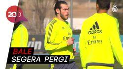 Gareth Bale Lagi Urus Kepindahannya dari Madrid