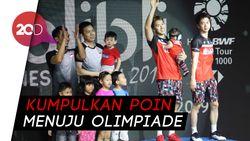 Jelang Olimpiade, PBSI Sebut Persiapan Atlet Indonesia Cukup Baik