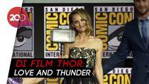 Mantap! Natalie Portman jadi Thor Perempuan