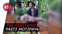 Video Pria Cianjur Bongkar Makam dan Bopong Jasad Ayah