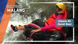 Wisata Air Donat Boat, Malang