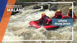 Wisata Arung Jeram Malang