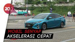 Jajal Prius Plug-in Electric Hybrid si Mobil Senyap