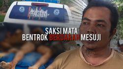 Saksi Mata Bentrok Berdarah di Mesuji