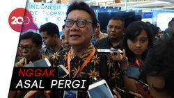 Soal Perizinan Kepala Daerah ke LN, Mendagri Singgung Anies