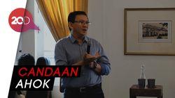 Soal Reklamasi, Ahok: Nanti Dikira Anies Gue Kampanye