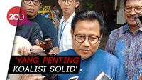 Sowan ke Surya Paloh, Cak Imin Tepis Bahas Kursi Ketua MPR