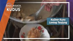 Sarapan Lentog Tanjung Di Jalur Lingkar Pantura Jati-Kudus