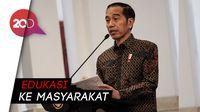 Jokowi Minta BMKG dan BNPB Contek Jepang Soal Mitigasi Bencana