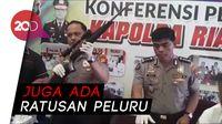 Senpi Laras Panjang Disita dari Lokasi Baku Tembak Polisi-Bandar Narkoba