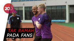 Tur ke China, Manchester City Dituding Mata Duitan