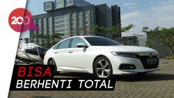 Honda Accord Generasi Baru, Fitur Keselamatan Disempurnakan