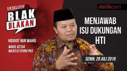 Tonton Blak-blakan Hidayat Nur Wahid: Menjawab Isu Dukungan HTI