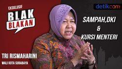 Blak-blakan Tri Rismaharini: Sampah, DKI dan Kursi Menteri
