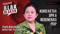 Blak-blakan Puan Maharani: Kursi Ketua DPR & Regenerasi PDIP