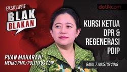 Tonton Blak-blakan Puan Maharani: Kursi Ketua DPR & Regenerasi PDIP