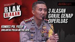 Tiga Alasan Ganjil Genap di Jakarta Diperluas