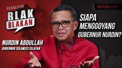 Blak-blakan Gubernur Sulsel: Siapa Menggoyang Gubernur Nurdin?