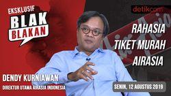 Tonton Blak-blakan Dirut AirAsia: Rahasia Tiket Murah AirAsia