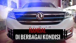Ngulik DFSK Glory E3, Mobil Masa Depan Untuk Indonesia