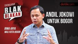 Blak-blakan Bima Arya: Andil Jokowi Menata Bogor