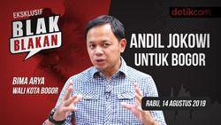 Tonton Blak-blakan Bima Arya: Andil Jokowi Menata Bogor