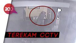 Detik-detik Penyerangan Anggota Mapolsek Wonokromo