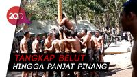 Gelak Tawa di Lomba HUT RI Prajurit TNI AL Indonesia Vs Marinir AS