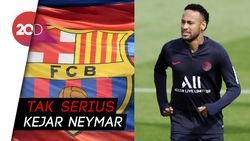 Barca Datangkan Neymar Cuma Mau Messi Hepi