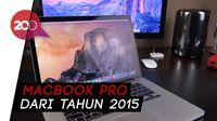 MacBook Pro Dilarang Terbang karena Baterai Meledak