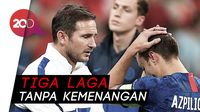 Start Buruk Lampard di Chelsea