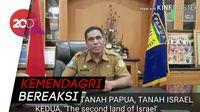 Viral Video Pejabat Papua Sebut Papua Tanah Kedua Israel