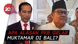 PKB Gelar Muktamar di Bali, Jokowi: Jangan-jangan Mau Suara Besar di 2024
