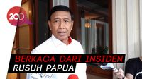 Insiden Papua, Wiranto: Butuh Perbaikan Sistem Pengiriman Mahasiswa