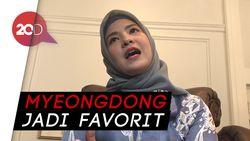 5 Kali ke Korsel, Natasha Rizky Tak Kesulitan Temukan Makanan Halal