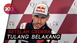 Jorge Lorenzo Dipastikan Mengaspal di MotoGP Inggris