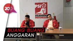 PSI Tolak Pin Emas untuk DPRD Jakarta