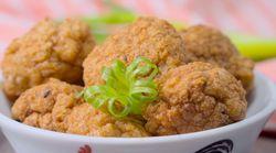 Kres! Bikin Sendiri Bakso Goreng Ayam yang Renyah Enak