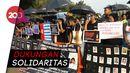 Aksi Kamisan dan Mahasiswa Papua Gelar Unjuk Rasa Anti Rasisme