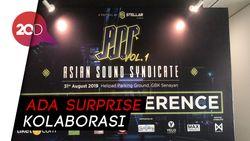Bobby iKon hingga Crush Siap Guncang Panggung Asian Sound Syndicate