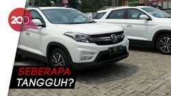 Geber DFSK Glory 560 Jakarta-Sukabumi