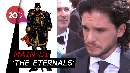 Kit Harington Gabung Marvel Jadi Black Knight