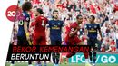 The Reds Bikin Keok The Gunners 3-1