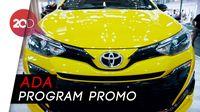 Tampil Beda, Toyota Yaris Tantang Arek-arek Millenial di Surabaya.