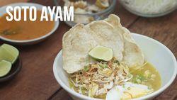 Resep Ayam Soto Ayam Lamongan yang Mudah dan Lezat