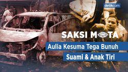 Saksi Mata: Aulia Kesuma Tega Bunuh Suami & Anak Tiri