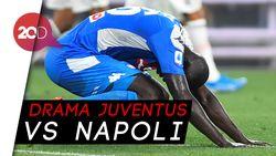 Bunuh Diri Koulibaly Hancurkan Comeback Napoli